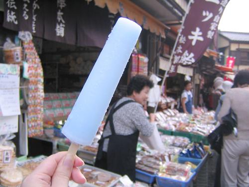 川越菓子屋横丁